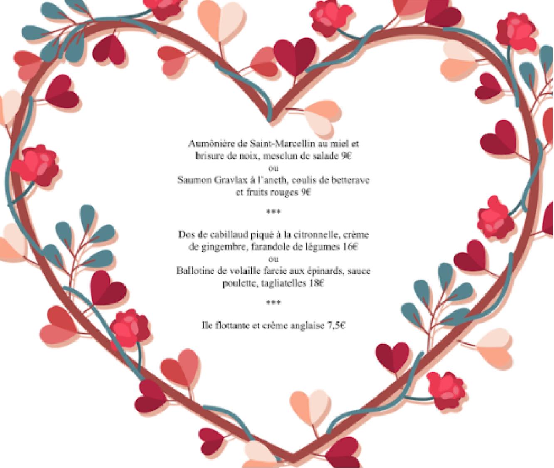 post saint valentin